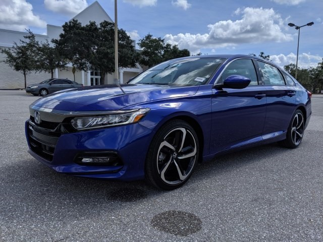 New 2020 Honda Accord Sport