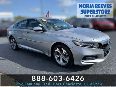 Certified Pre-Owned 2019 Honda Accord EX FWD 4D Sedan