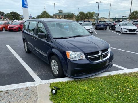 Pre-Owned 2012 Dodge Grand Caravan SE/AVP FWD 4D Passenger Van