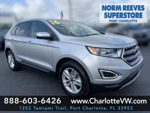 Pre-Owned 2016 Ford Edge SEL FWD 4D Sport Utility