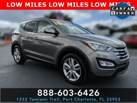 Pre-Owned 2016 Hyundai Santa Fe Sport 2.0L Turbo